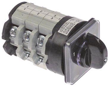 BREMAS CK040A076 Drehschalter 5-polig 690x21mm mit Knebel 5 40A
