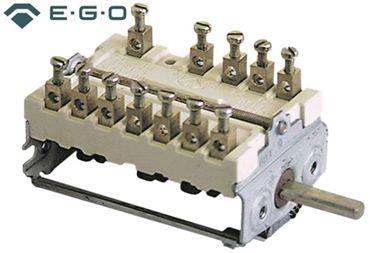 EGO 49.34615.701 Nockenschalter für Mareno C9F6E, C9F4E, C9FE6GS
