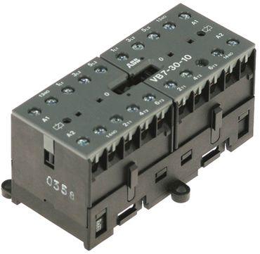 ABB Leistungsschütz 230V AC1 20A Hauptkontakte 2x3NO
