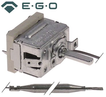 EGO 55.17039.030 Thermostat max. Temperatur 184°C 1-polig 1NO 16A