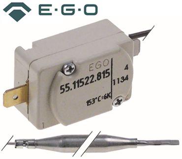 EGO 55.11522.815 Sicherheitsthermostat 1-polig Fühler ø 6x78mm