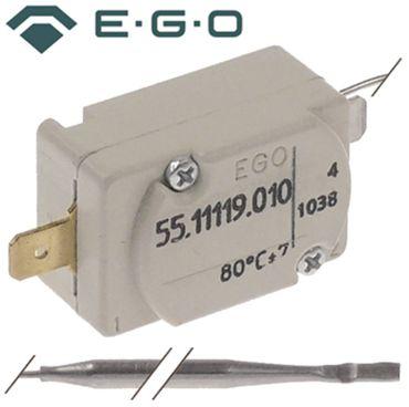 EGO 55.11119.010 Sicherheitsthermostat für Elektro-Herd Lincat
