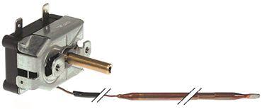 Abner Thermostat 1-polig für Bain-Marie-Wagen EVT3-2, 1378, 1360