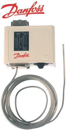 Raumthermostat KP 61 max. Temperatur 15°C Fühler 2,5x500mm