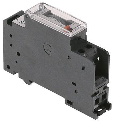 FLASH MONOMAT Schaltuhr 50/60Hz 1-96x in 24h/1-96x in 7 Tagen 1NO