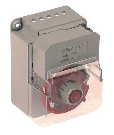 BIGATTI SB1.82 Abtauuhr mit Ventilatorverzögerung 10min 2x in 24h