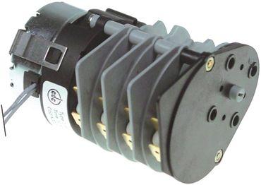 CDC 11904 Timer Laufzeit 10min 230V 4 Kammer(n) 1 Motorentyp M48R