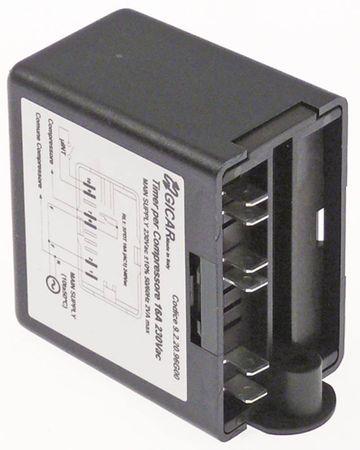 GICAR 9.2.20.96G00 Timer für SPM elektronisch 50/60Hz 230V