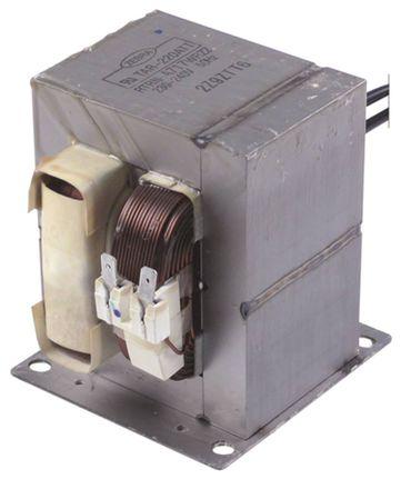 Cookmax Hochspannungstransformator RTRN-A717WRZZ 50Hz 230/240V
