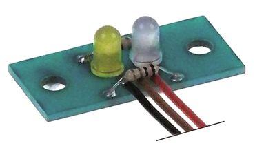 Scotsman Anzeigeplatine für Eisbereiter CD40 mit LED mit LED