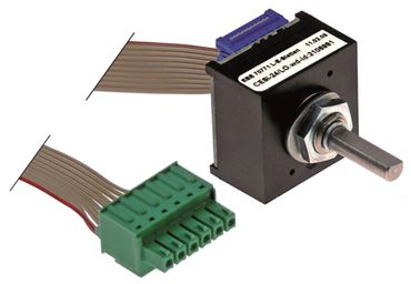MKN Potentiometer mit Tastfunktion