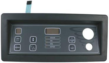 Cookmax Folientastatur mit Rahmen für Vakuumiergerät B35-16