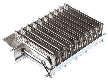 Ambach Flächenbrenner für Fritteuse GY-40 mit 10 Brennerreihen