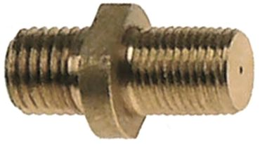 MKN Zündbrennerdüse Bohrung ø 0,35 mm für Chinaherd Gas 2163406-02