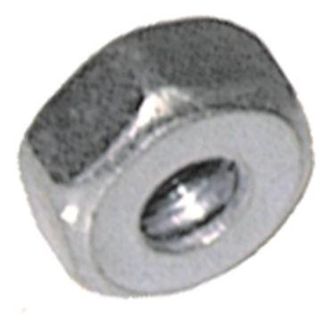 Überwurfmutter für Rohrø 8mm M15x1