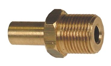 "Adapter 3/8"" ø 10mm Linksgewinde"