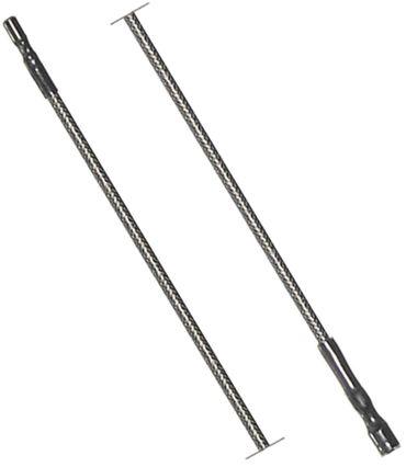 Blue Seal Zündkabel Kabel 300mm Anschluss ø 2,4/ø 4mm