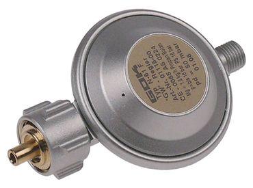 Gasdruckregler EN61 1,5kg/h Gaseingang Kleinflaschenanschluss IT