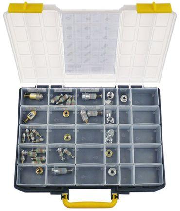 Sortimentskasten Magneteinsätze
