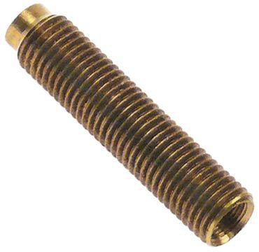 Adapter SEF 1 für Thermoelement M8x1 Befestigung ø M6x0,5mm