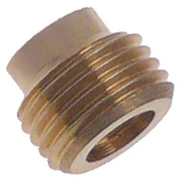 Adapter SEF 1/2 für Thermoelement M10x1 VPE 5 Stück G1 M6x0,5