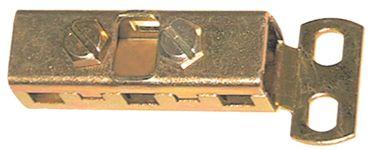 Electrolux Zündbrennerhalter für 285522, 285523, 285762 3-teilig