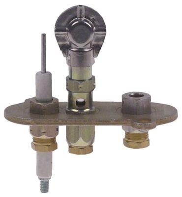 SIT Serie 160 Zündbrenner 3-flammig Erdgas/Flüssiggas 6mm