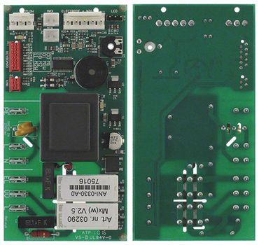 Animo Platine für M200W, MT200W, MT202W Länge 115mm Breite 60mm