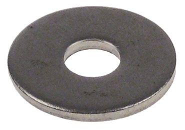 Beilagscheibe Aussen ø 20,8mm Innen ø 7mm Materialstärke 1,9mm