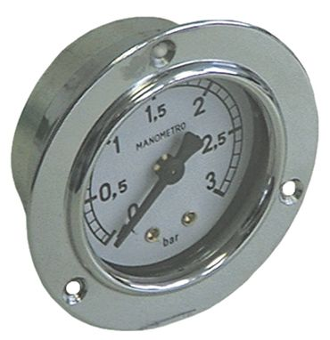 BFC Manometer für Kaffeemaschine Junior-Plus, Junior 0-3bar 1/8""