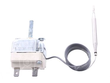 EGO Thermostat 55.19252.807 max. Temperatur 255°C 1-polig Fry Top