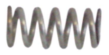 Druckfeder ø 9,5mm Länge 21,5mm Drahtstärke ø 1,5mm