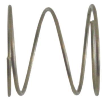 Druckfeder ø 33mm Länge 30mm Drahtstärke ø 1,7mm