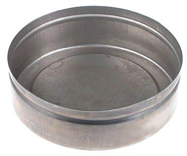Bartscher Wasserbehälter Höhe 65mm ø 205mm für Hot-Dog-Gerät
