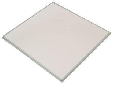Keramikplatte für Mikrowelle mit Dichtung Länge 326mm