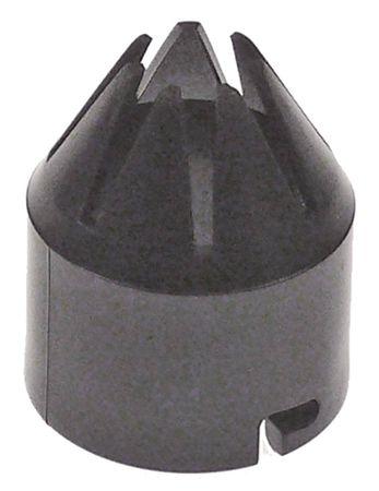 Garniertülle für Sahnemaschine Aussen 32mm Innen ø 25mm