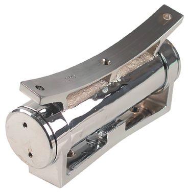 Deckeldrehgelenk Länge 138mm Scharnier 198mm Deckel 90mm