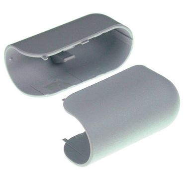 Abdeckkappe für Scharnier grau Serie 4010