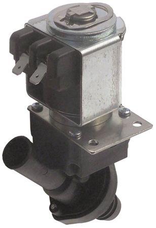 Hobart Magnetventil für Spülmaschine FX, GX, HX-ES, HX-40ES 1-fach