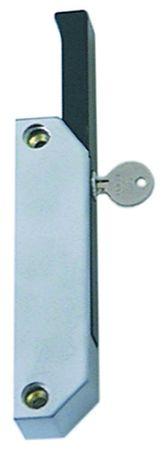 Hebelverschluss 3.30.0500 für Kältetechnik Länge 137mm Breite 28mm