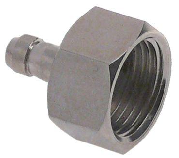 Schlauchanschluss für Dosiergerät ø 6,3mm für Spülmaschine