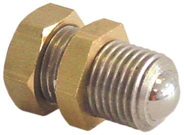 Aristarco Türverschluss komplett für Spülmaschine Verschluss