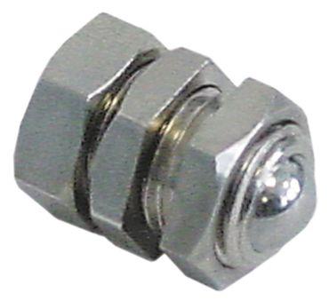 Türverschluss für Spülmaschine Dihr GS50, GS40, GS85, DS50