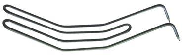 Heizkörper für Gyrosgrill 1400W 230V Länge 345mm Breite 92mm