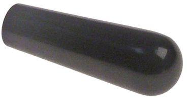 Konusgriff für Espressomaschine ø 20mm M8 Länge 58,5mm schwarz