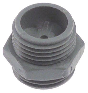 Jemi Waschdüsenkörper für Spülmaschine Helixform M20x1,75