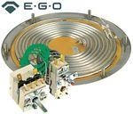 EGO 28.06019.500 Heizboden 1800W 230V 2 Heizkreise Befestigung M5 001