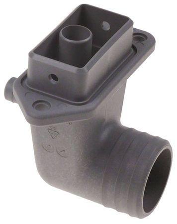 Hobart Anschluss 66x36mm ø 47mm für Spülmaschine