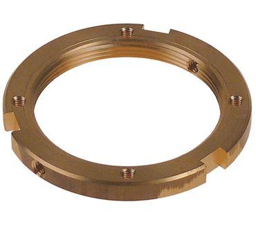 Ringmutter für Mareno F98E18K, F94E18K, Silko CFE70115 M54x1,5