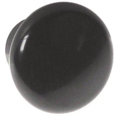 Pilzgriff ø 32mm M5 Länge 25mm schwarz Kunststoff M5 32mm